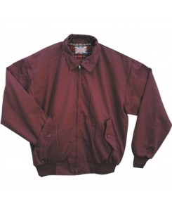 by MMB - England Jacke Harrington Burgundy