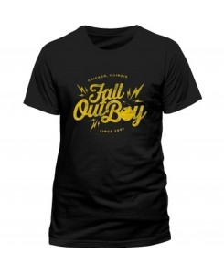 CID - Fall Out Boy - Bomb Logo T-Shirt
