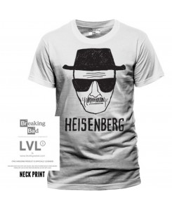 CID - BREAKING BAD - HEISENBERG Logo T-Shirt