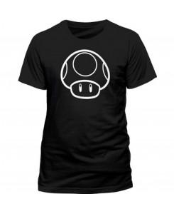 CID - Nintendo - Mushroom Logo T-Shirt