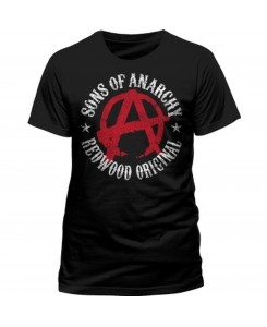 CID - SONS OF ANARCHY - Symbol Logo T-Shirt