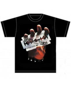 ROCKOFF - Judas Priest Men's Tee: British Steel
