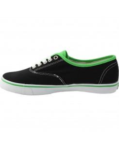 Etnies Barrage SC 4101000464//004 Black//Black//Black Herren Skate Black Vegan