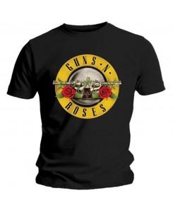 Mister Tee - Guns N' Roses Tee: Classic Logo