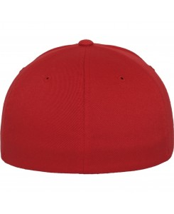 Flexfit - Wooly Combet 6277 Red