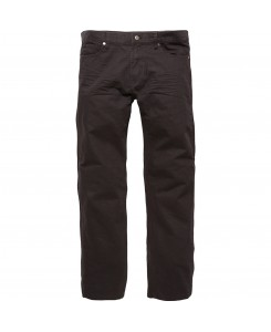 Vintage Industries - Greystone Coloured Jeans Schwarz
