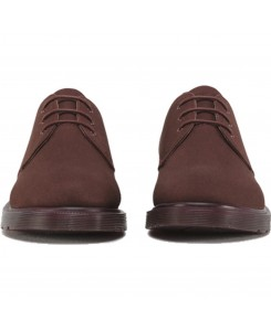 Dr. Martens - Lester Canvas Old Oxblood 16486604