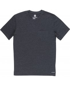 Element - Basic Pocket CR SS H1 SSA2 ELP8 0519 charcoal heather