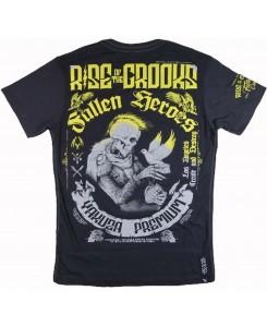 Yakuza Premium - T-Shirt 2510 dunkelgrau