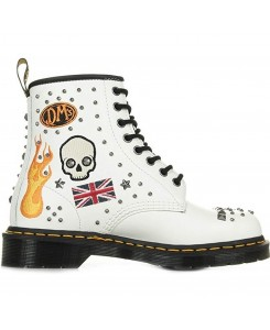 Dr. Martens - 1460 Smooth 24207100 White