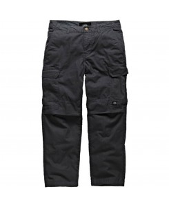 Dickies - 01210088BK New York Cargohose Black