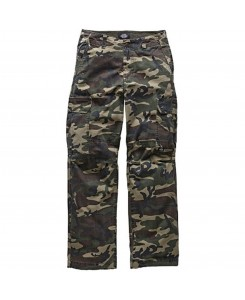 Dickies - New York Cargohose Camouflage