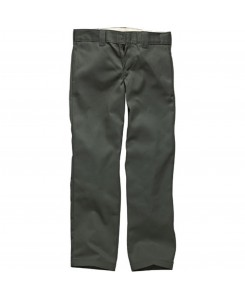 Dickies - WP873CH Orgnl 873® Slim Straight Work Pant Charcoal