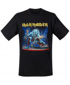 Martz - Iron Maiden - A Real Live One Shirt Black