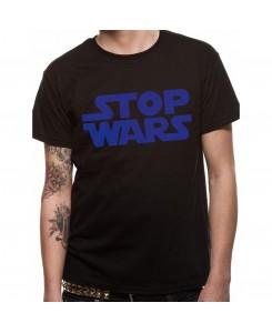 CID - Honeycomb - Stop Wars T-Shirt