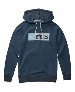 Etnies - New Box Pullover 4130003475 488 Dark Navy