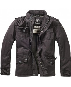 Brandit - Britannia Winter Jacket 9390-2 Black