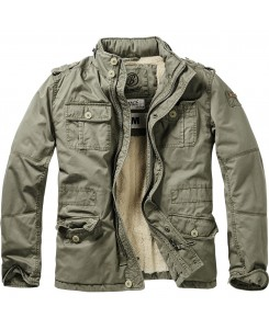 Brandit - Britannia Winter Jacket 9390-1 Olive