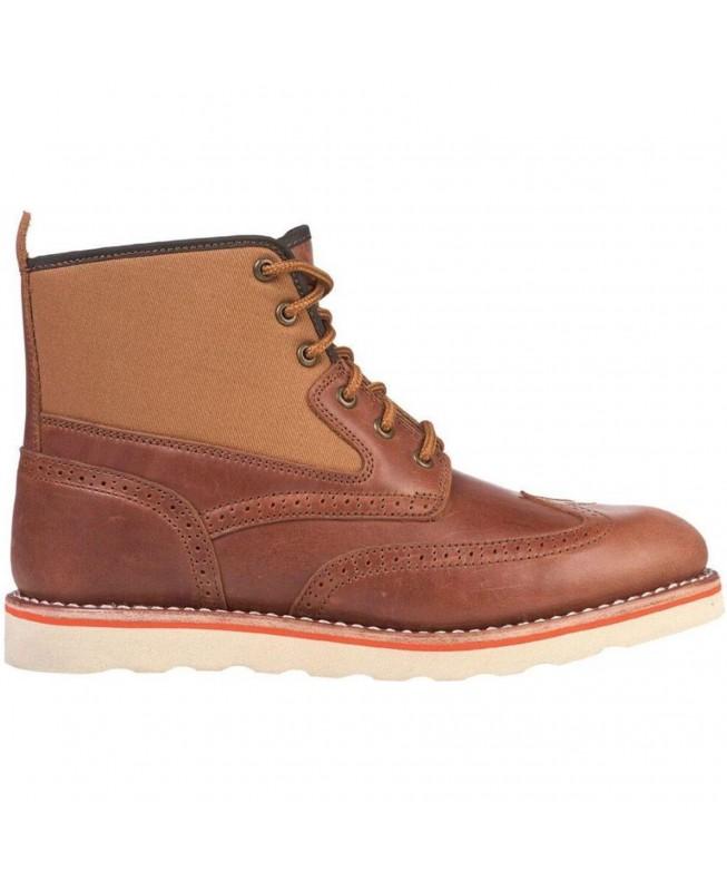 Dickies Eagle Peak 09000036 Brown Boot Brogue 874 Schuhe