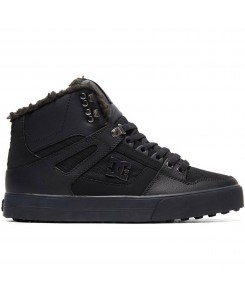DC - Pure High-Top WC WNT ADYS400047 Black/Black/Black (3BK)