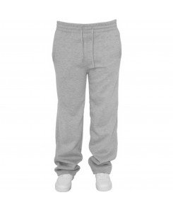 Urban Classics - TB078 Grey, Loose-Fit Sweatpants