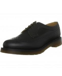 Dr. Martens - 3989 Brogue Shoe Black Smooth, 13844001