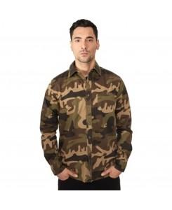Urban Classics - Camo Shirt...