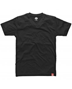 Dickies - T-Shirt Pack 3x Men Black V-Neck