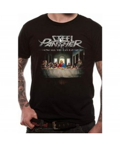 CID - Steel Panther - ALL YOU CAN EAT T-Shirt