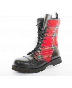 Boots & Braces - 10-Loch Tartan