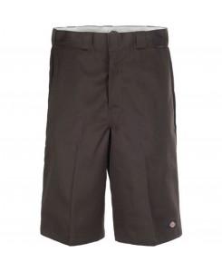 Dickies - 42283DB Multi Pocket Work Short Dark Brown