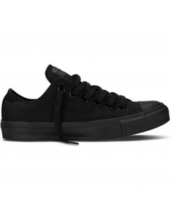 Converse - Converse Low OX M5039C All Black