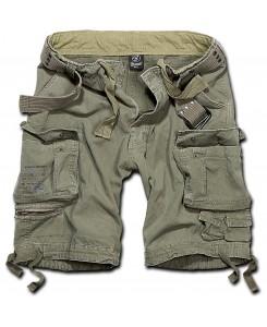 Brandit - Savage Vintage Shorts 2001-1 Oliv