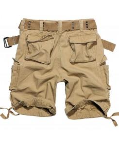 Brandit - Savage Vintage Shorts 2001-3 beige