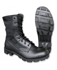 Mil-Tec - US-Jungle Boots Panama Schwarz 12826002